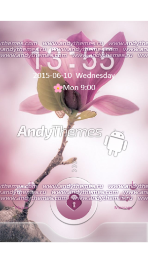 GO Locker Theme91