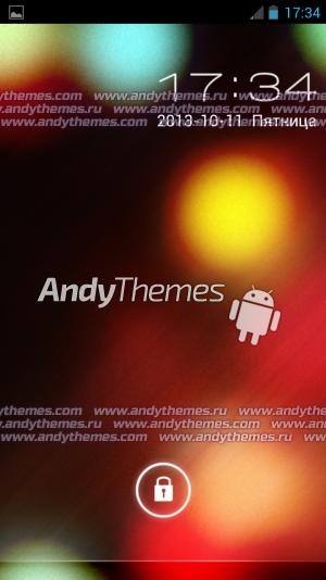 Android 4.3 Jelly Bean Go Locker